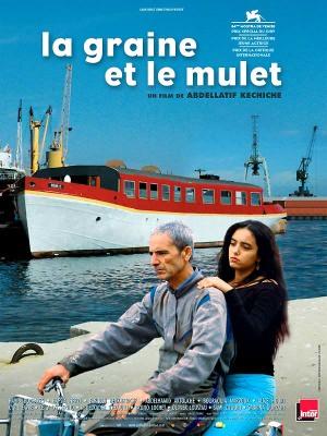 « La Graine et le mulet » — affiche