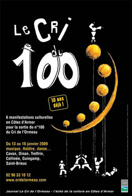 Le Cri du 100
