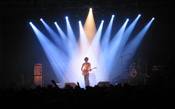 Keziah Jones, Art Rock 2004 — Photo Loïc Ballarini