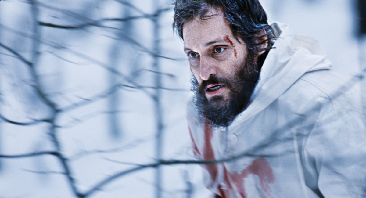 Vincent Gallo dans « Essential Killing »