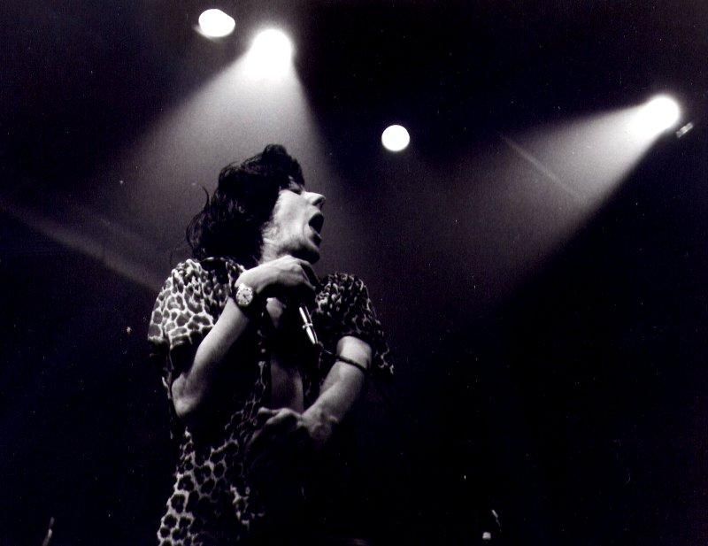 Felix Bagheera, dit « La Lili Marlène du Ponant », en 1978