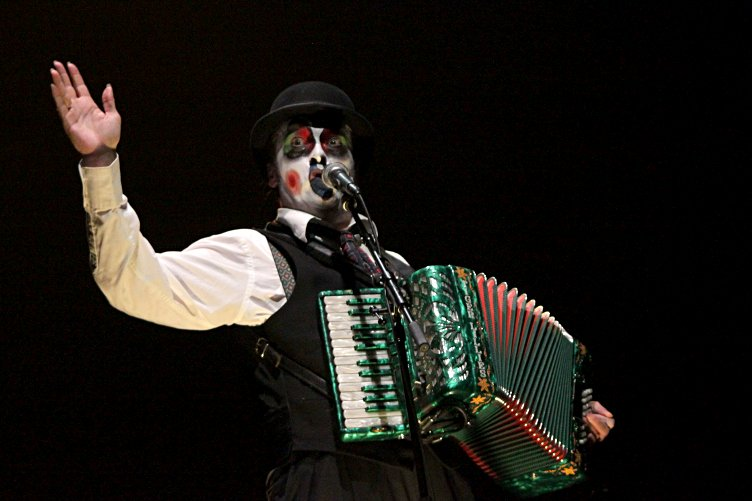 Art Rock 2011 — The Tiger Lillies — photo Loïc Ballarini