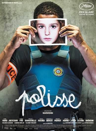 « Polisse » (affiche)