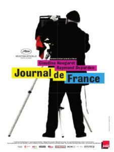 « Journal de France » de Raymond Depardon et Claudine Nougaret — Affiche