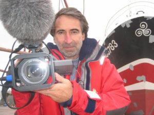 Le réalisateur Emmanuel Audrain
