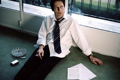 Mathieu Amalric dans « La Question humaine »