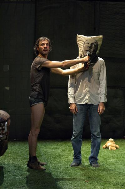 « Borges vs Goya » par la compagnie Akté