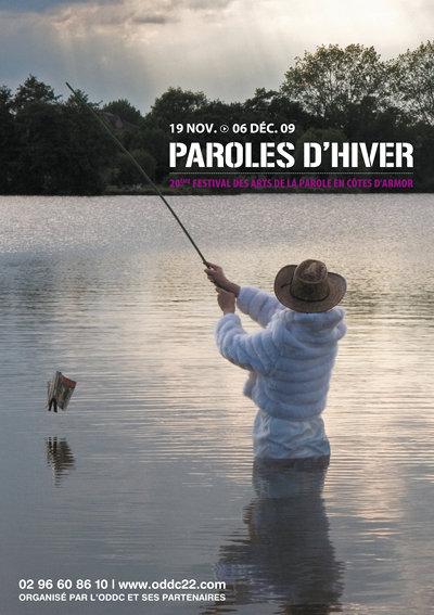 Paroles d'Hiver 2009 - Affiche