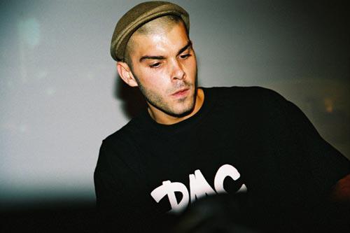 DJ Pone - portrait