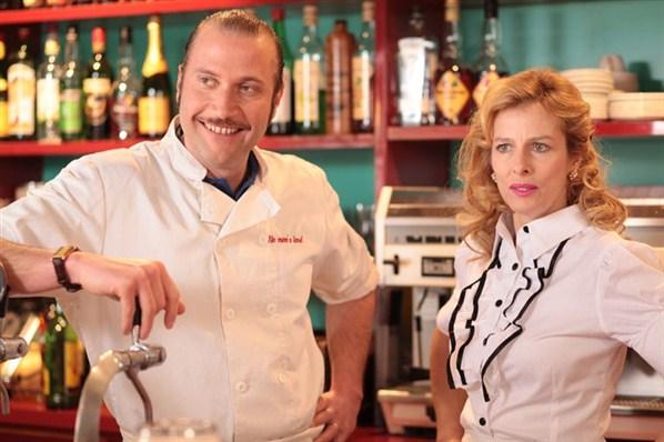 François Damien et Karin Viard dans « Rien à déclarer »