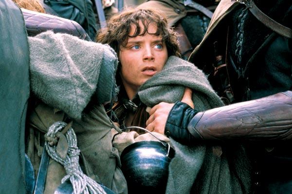 Elijah Wood dans « Le Seigneur des Anneaux »