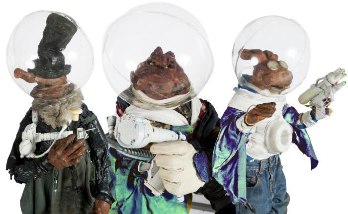 Les marionnettes hip hop de Puppetmastaz se sont reformées et débarquent à Art Rock