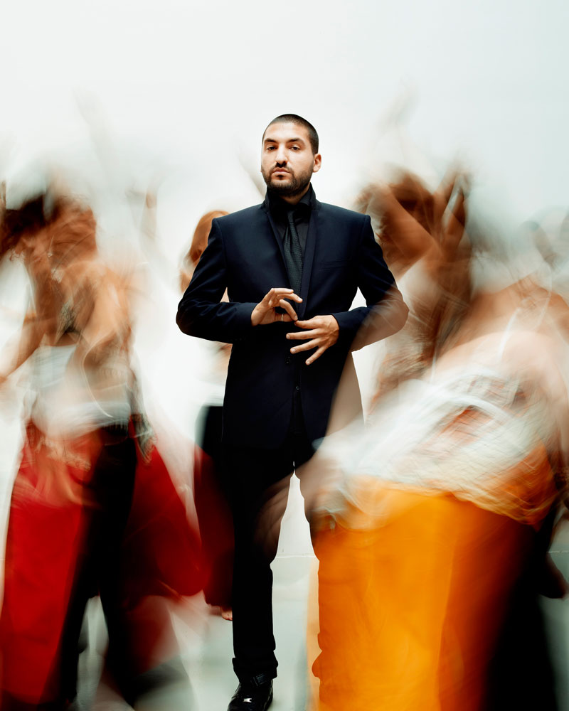 Ibrahim Maalouf (photo Denis Rouvre)