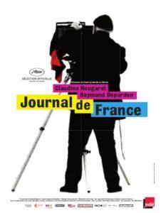 « Journal de France » de Raymond Depardon et Claudine Nougaret — Affiche