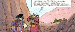 Jean-Claude Fournier, de «Spirou» aux «Chevaux du vent»